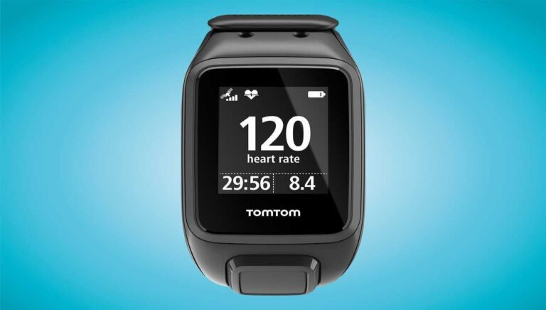 runnig watch with heart rate