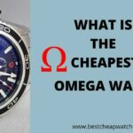 what is the cheapest omega watch